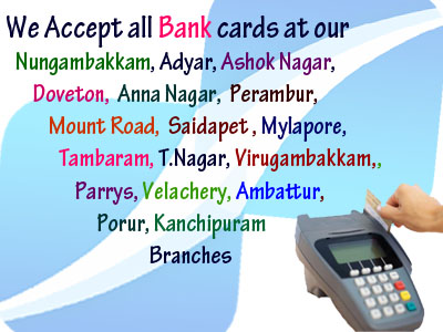 accept cards